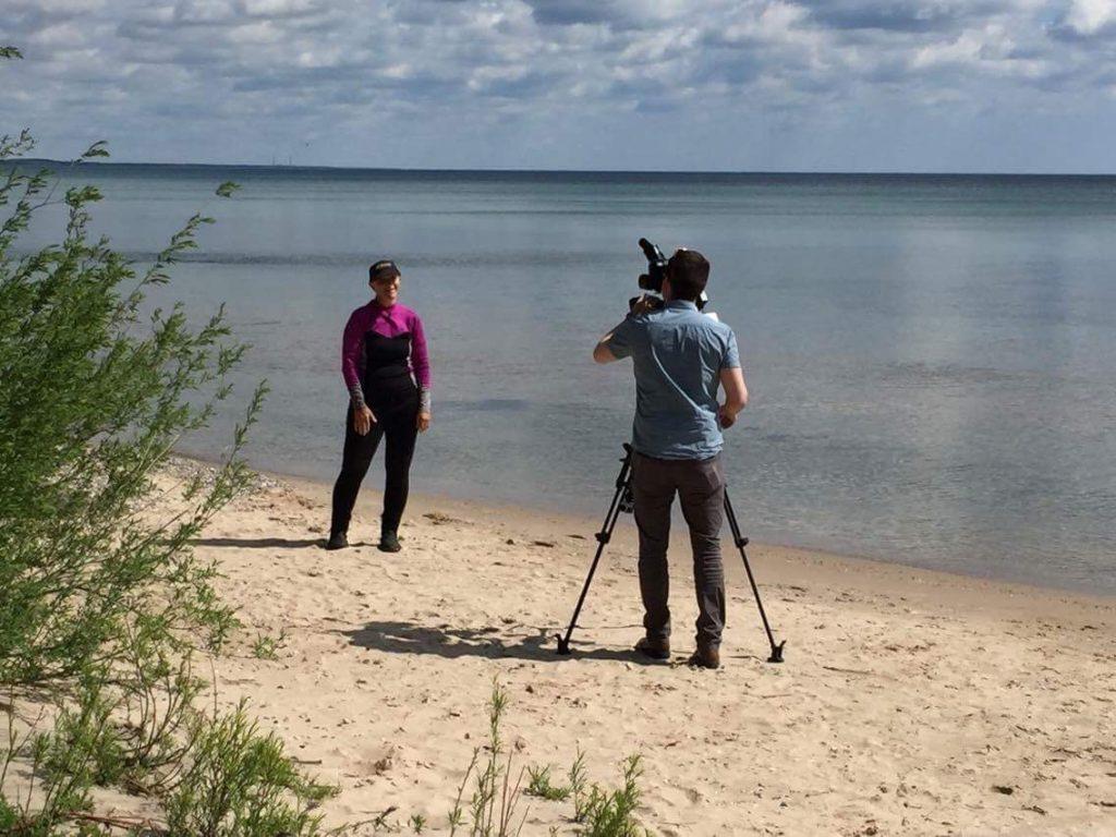 Fox6 Milwaukee news interview.