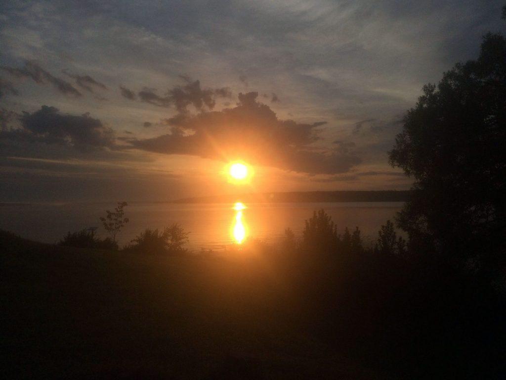 Sunrise by Legendary Waters Resort & Casino.
